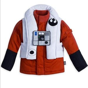 Star Wars- Poe Dameron Pilot Jacket